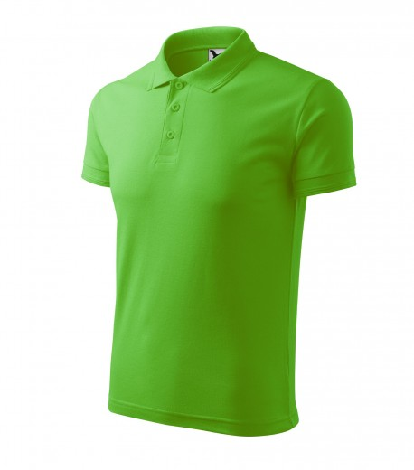 PIQUE POLO 203 green apple